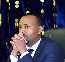 It is time for Prime Minister Abiy Ahmed to resign from power now