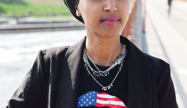 Ilhan Omar Arrested in 2013 For Trespassing, Booked At Hennepin County Jail