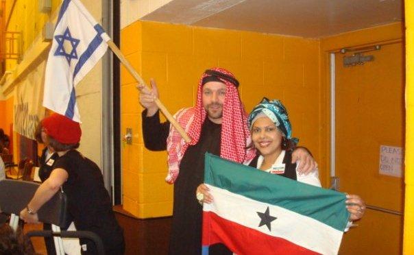 The secret diplomatic  relation between isreal and somalilan
