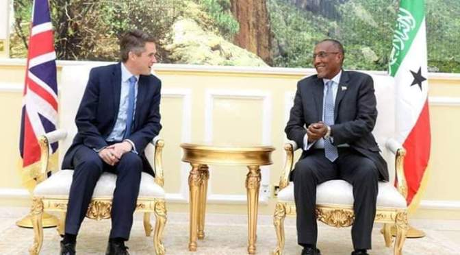 UK, Russia and UAE scramble to set up military bases in Somaliland