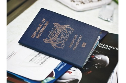 What is the 6 most valuable passports in african countries?