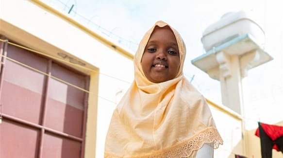 Meet Muwado, the eight-year-old girl making Somalia laugh,she has now more than 235,000 followers and 3.2 million likes on TikTok