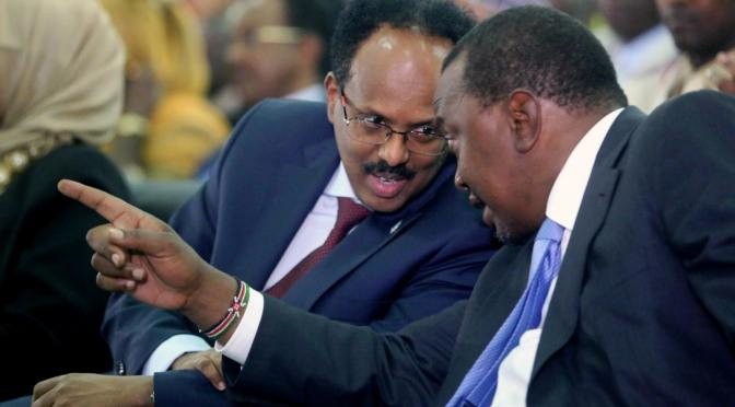 Somalia cuts diplomatic ties with Kenya over Somaliland