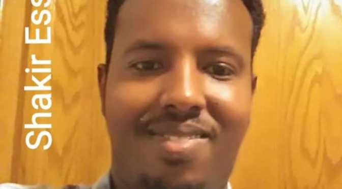 Shakir Essa WON the Pan-African Journalism Awards recognise the outstanding work of journalists