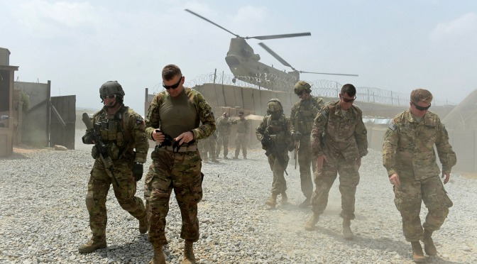 A timeline of the US withdrawal and Taliban recapture of Afghanistan
