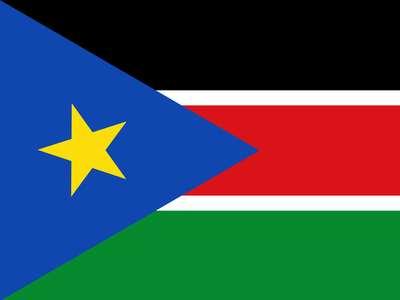 South Sudan National Flag