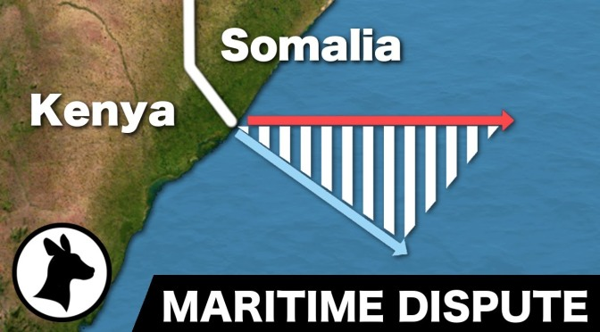 Somalia Rejects Diplomatic Resolution of Maritime Dispute with Kenya